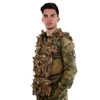 Complete Chest Rig + Backpack (Infrared Treated)