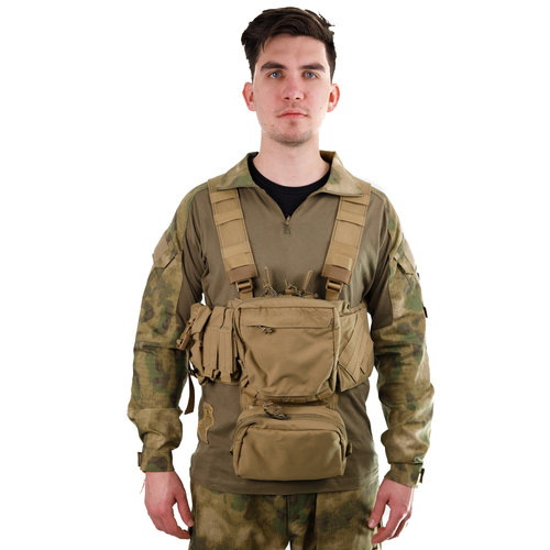 STALKER Complete Chest Rig (Infrared Treated)