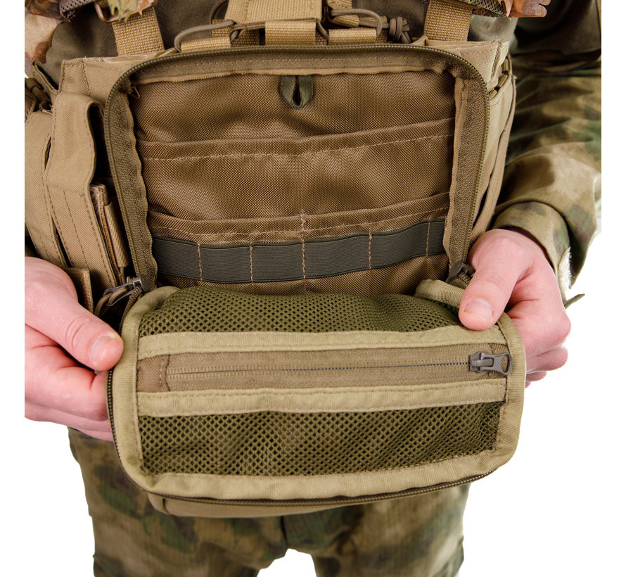 Complete Chest Rig (Infrared Treated)
