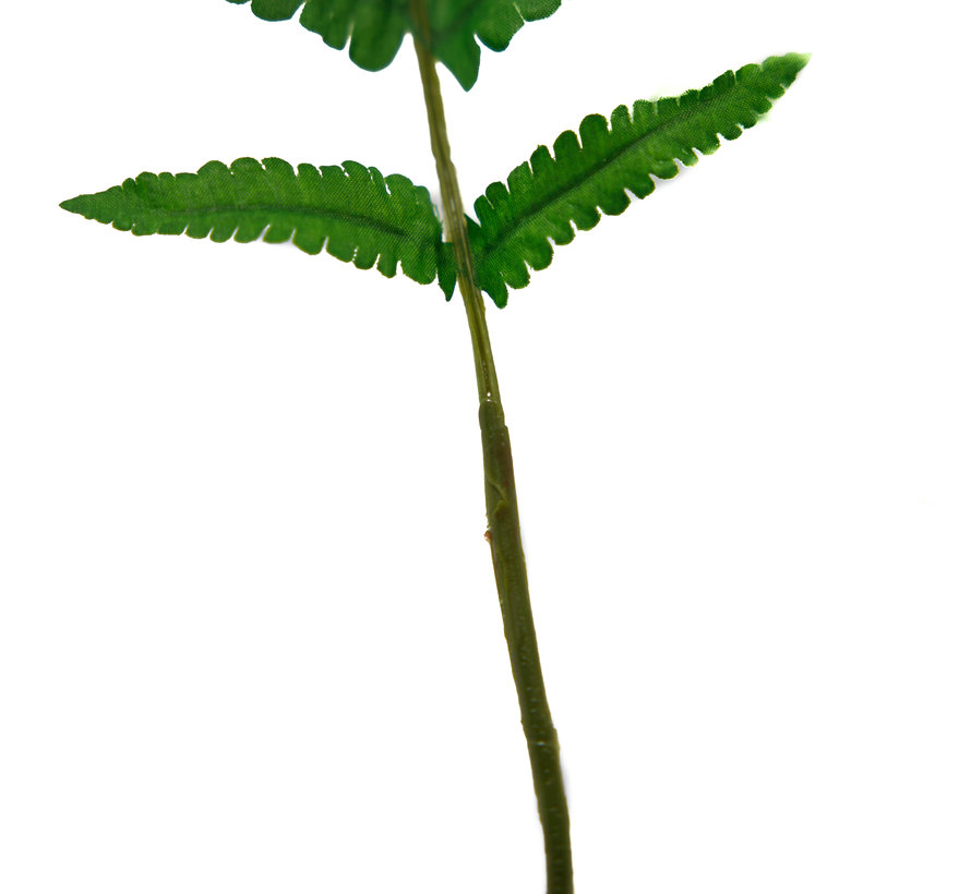 High Quality Artificial Long Silk Ferns (4-Pieces)