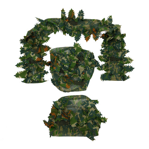 STALKER Green Chest Rig Covers (Infrared Treated)