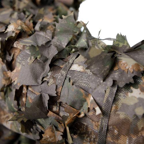 STALKER Brown Leaf Suit