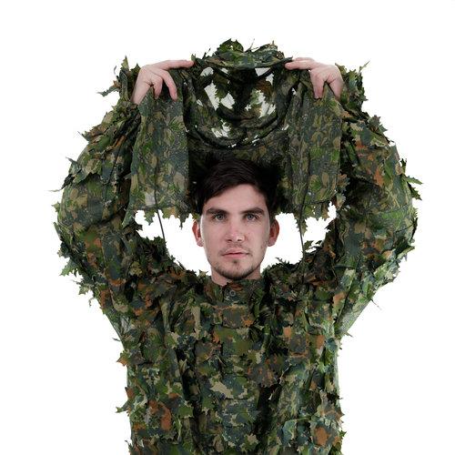 STALKER Green Leaf Suit