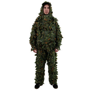 STALKER Green Leaf Suit