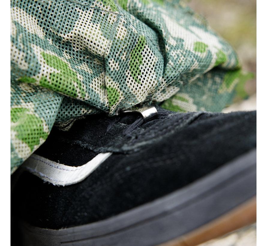 Leaf Suit Gaiters - Green
