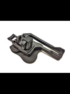 DTD MK23 Retention Holster - Black (Left Handed Version)