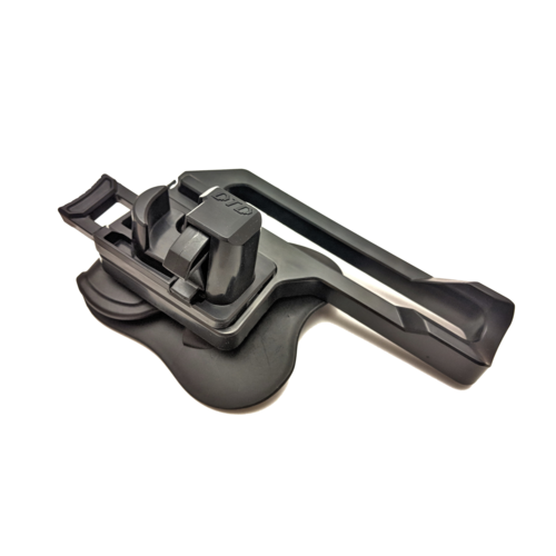DTD MK23 Retention Holster - Black (Left Handed Version)