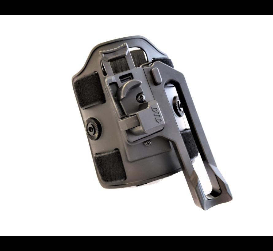 MK23 Retention Holster - Black (Left Handed Version)