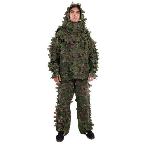 Taiga Leaf Suits