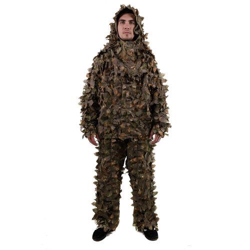 Brown Leaf Suits