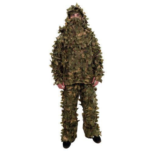 Leaf Suits, Combat Capes & Accessories