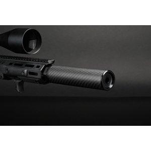 Silverback Carbon Suppressor, Short, 14mm CCW