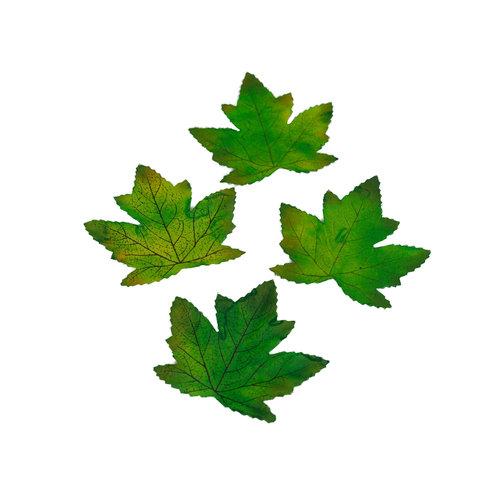 'Unique' High Quality Artificial Single Leaf (Light Green)