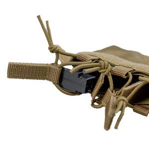 STALKER Triple VSR/Pistol Magazine Pouch (Velcro)