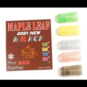 Maple Leaf MR HOP SILICON AEG Bucking 60 ° (Gelb)