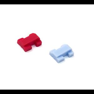 Modify Double H Hop Up Nub (2 Härtegrade in einem Paket)