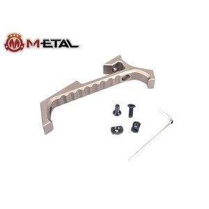 Metal VP23 Tactical Angled M-LOK Grip Dark Earth (DE)