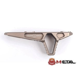 MP Angled Foregrip Hand-Stop KeyMod & M-LOK