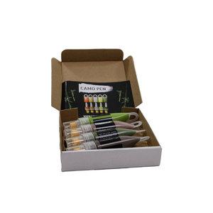 CAMO-PEN 4 Pack Taiga Farben