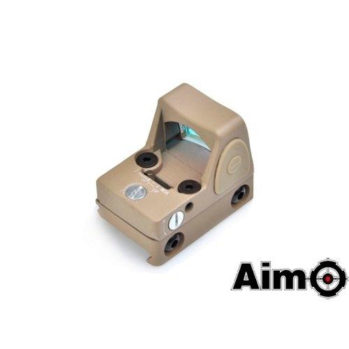 Aim-O Adjustable LED RMR Red Dot