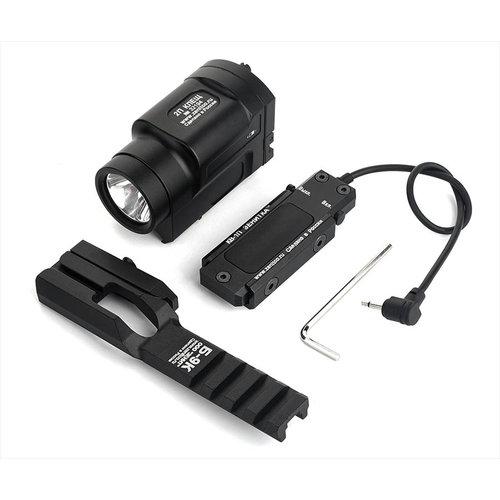 WADSN SF K2-P Klesch Tactical Flashlight