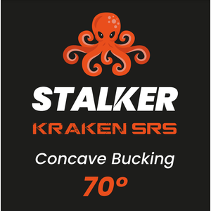 STALKER Kraken SRS Concave Bucking 70 ° (2nd Gen)