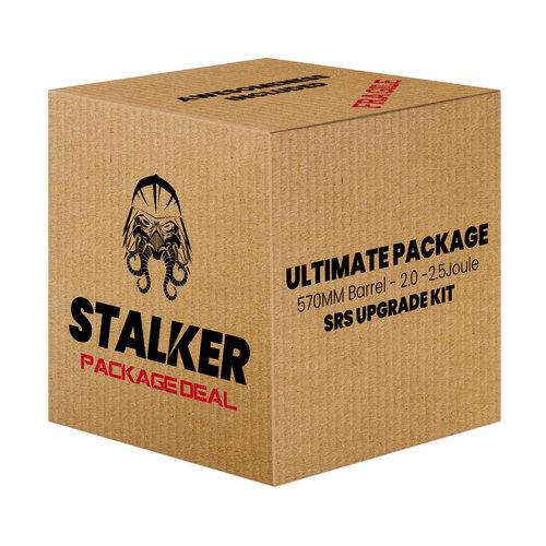 STALKER Ultimate SRS Upgrade Kit (570MM Barrel 2.0-2.5 Joule)