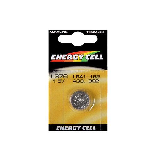 Energy Cell AG3 LR41 Battery