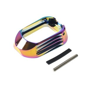 Cow Cow Technology Match Grade T01 Magwell - Rainbow