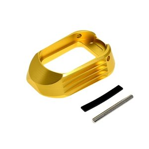 Cow Cow Technology Match Grade T01 Magwell - Gold