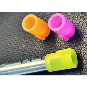 STALKER Silicon Rhop Sleeve Bucking - For VSR/GBB/Pistol 40° (Green)