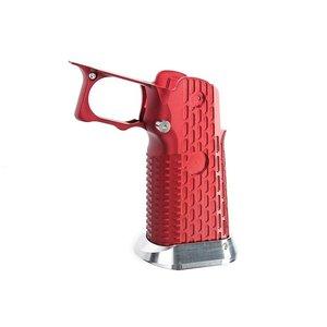 GunSmith Bro's Type 13 Aluminum Grip for Hi-Capa - Red