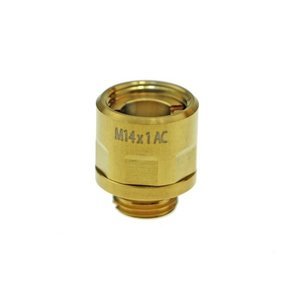 Cow Cow Technology A01 Silencer Adapter - Gold