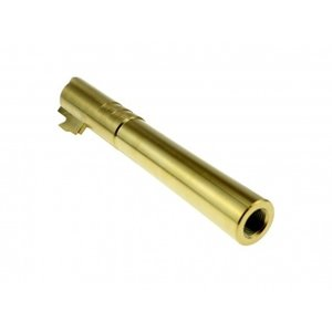 Cow Cow Technology OB1 5.1 Stainless Steel Outer  Barrel (.40 marking) - Gold