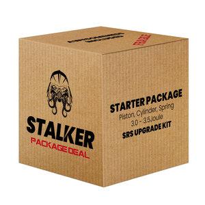 STALKER Starter SRS Upgrade Kit 3.0-3.5 Joule (Piston,Cylinder,Spring)