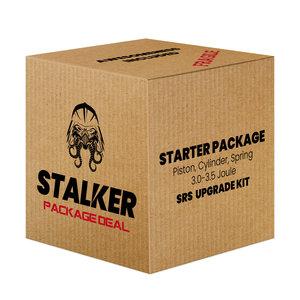 STALKER Starter SRS Upgrade Kit 2.0-2.5 Joule (Piston,Cylinder,Spring)