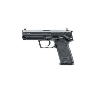 Heckler & Koch USP Metal Version Co2 Black (Umarex)