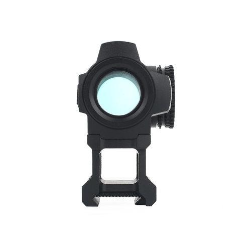 WADSN Sparc Solar Red Dot - Black