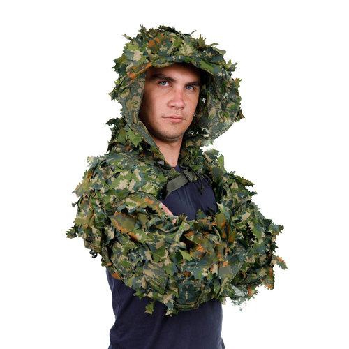 Combat Capes & Viper Hoods