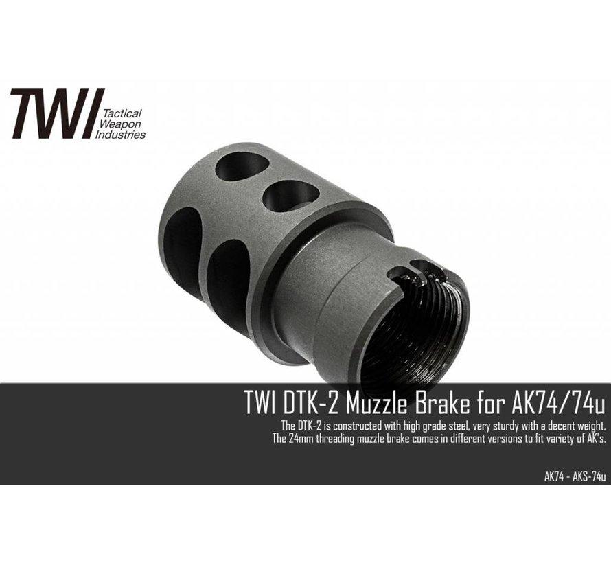 AK104/105/74M DTK-2 Muzzle Brake