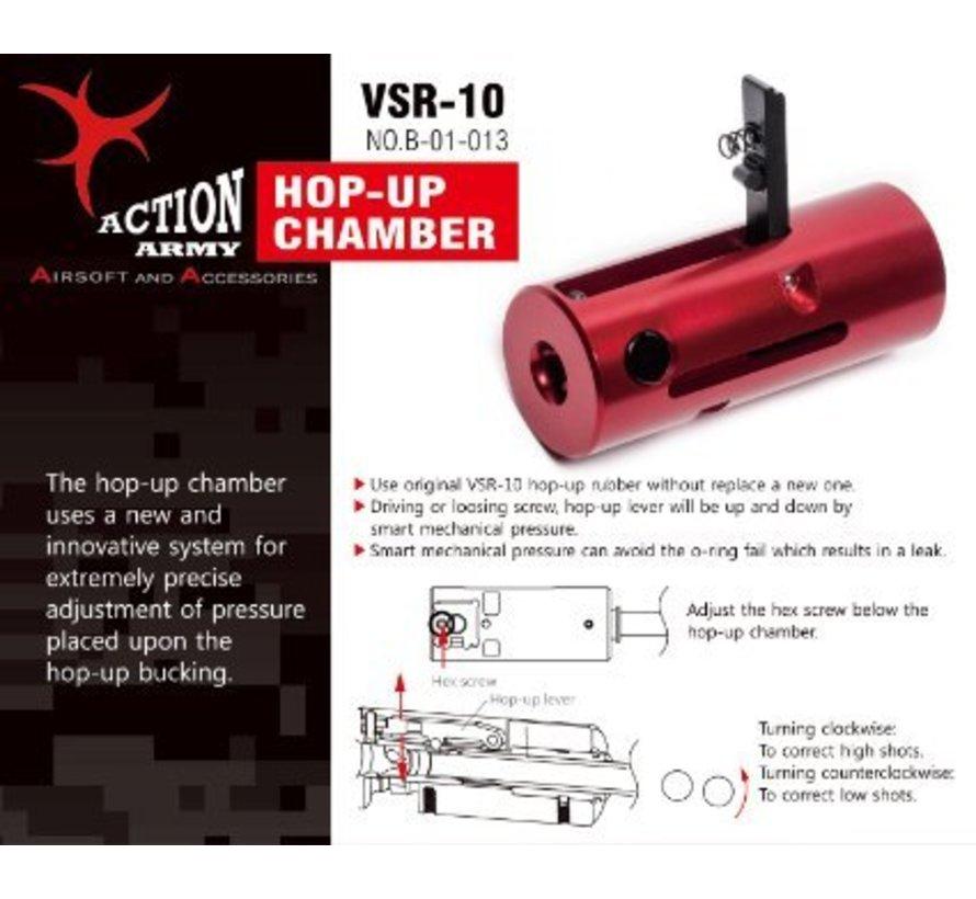 VSR10 / T10 Hopup Chamber