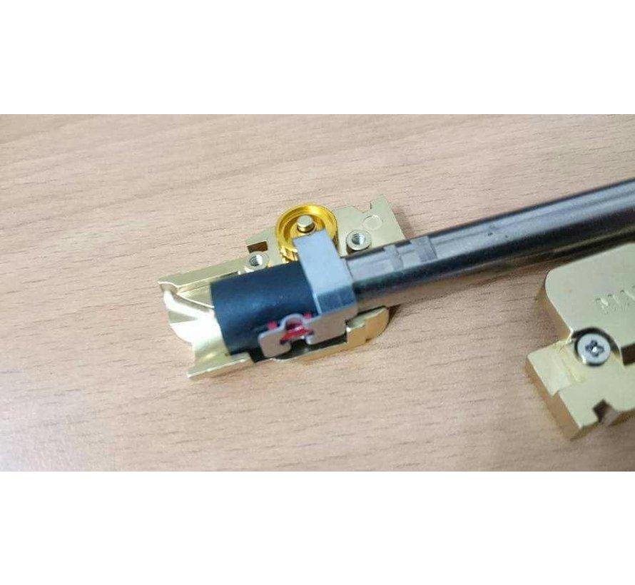 G Series Hop Up Set mit 97mm 6.04 Crazy Jet Innenlauf + Autobot 50