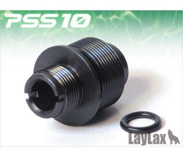 Laylax PSS10 Schalldämpfer Adapter G Spec Authentisches Verbindungsstück