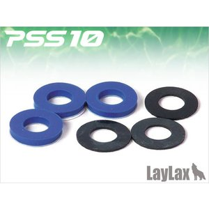 Laylax PSS10 VSR10 Silence Piston Cushion Blue Dämpfende Sorbo Pads