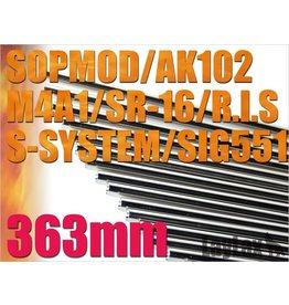 Prometheus 6,03MM EG Barrel 363mm SOPMOD M4A1 SR16 SG551