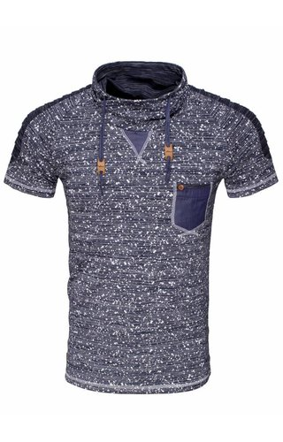 Wam Denim T-Shirt 79327 Navy
