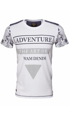 Wam Denim T-Shirt 79335 White