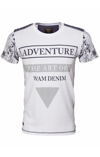 Wam Denim T-Shirt 79335 White