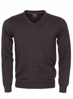 Wam Denim Sweater 77201 Anthracite