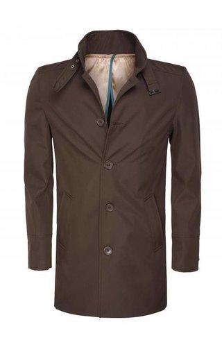 Wam Denim Coat 71208 Khaki